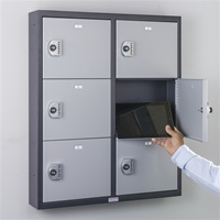 Snapcharge Keyless Tablet Locker (6 Doors)