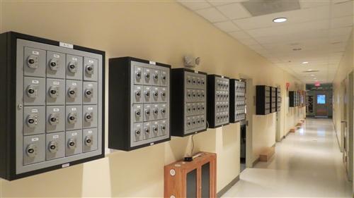 Cell Phone Lockers Precision Locker Company