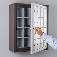 Squadron Cell Phone Locker (16 Doors)