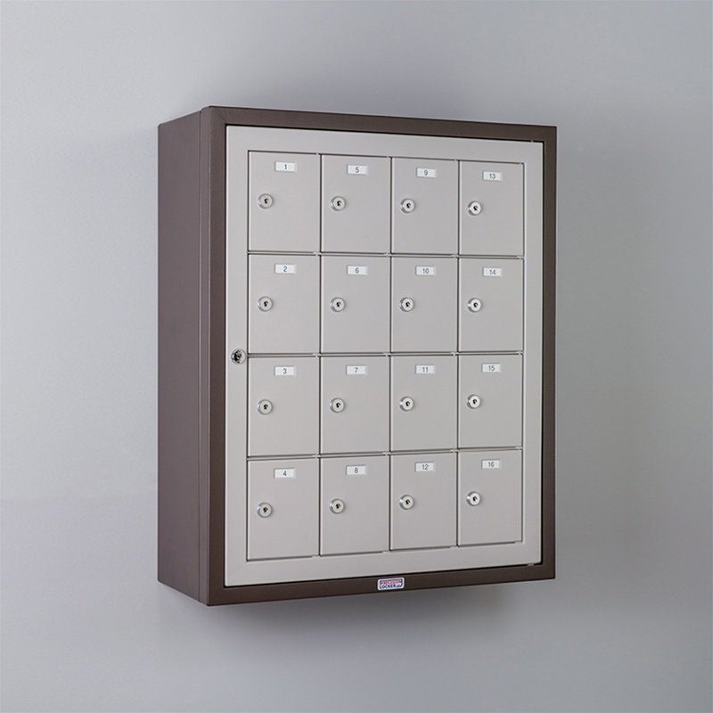 Squadron 194 174 Cell Phone Locker 16 Doors Precision Locker